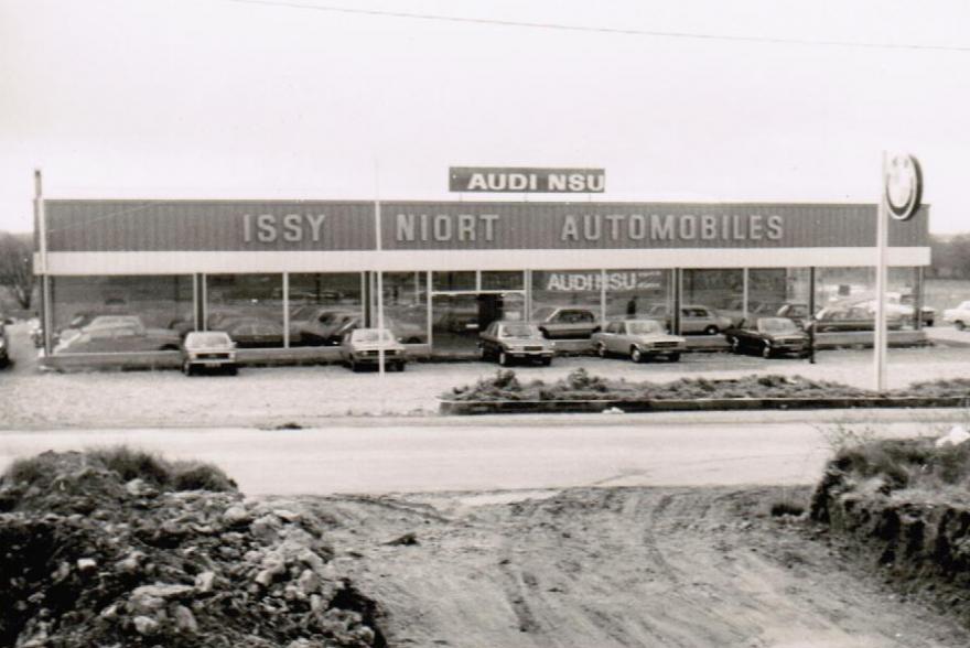 Historique des garages beauchamp et guillot auto for Garage beauchamps lardenne