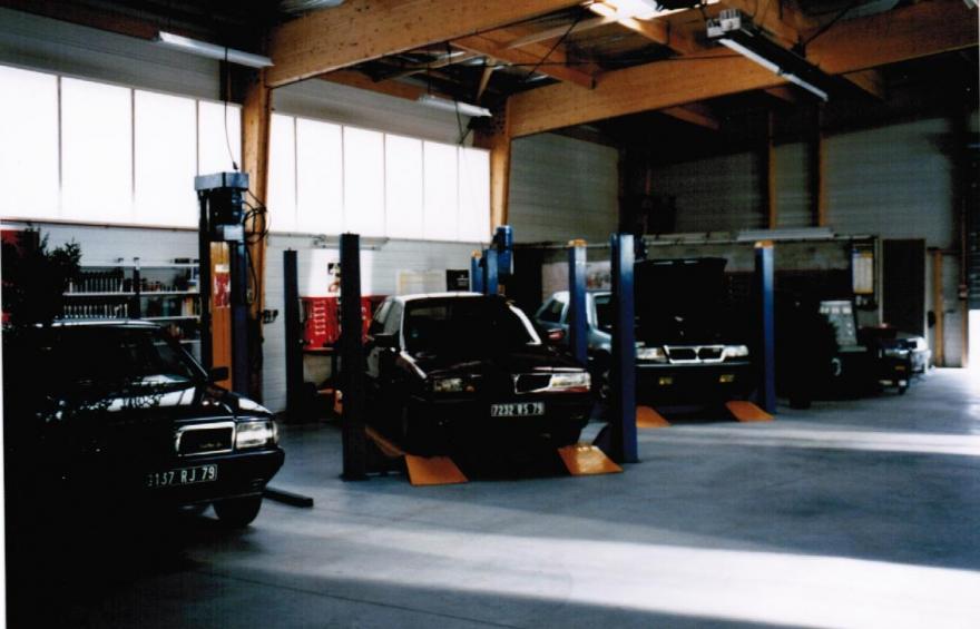 Historique des garages beauchamp et guillot auto for Garage grand nord automobile nieppe