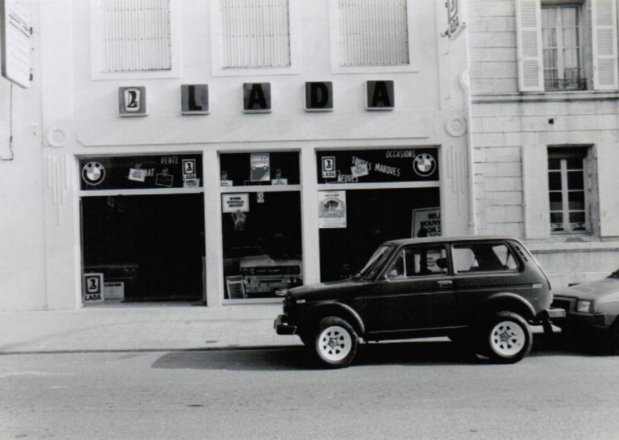 Historique des garages beauchamp et guillot auto for Garage citroen mendes france niort